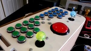 Arcade Midi Controller